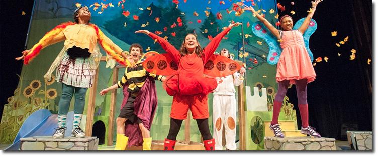 Ladybug Girl and Bumblebee Boy, The Musical