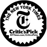 NYT Critics' Pick Logo