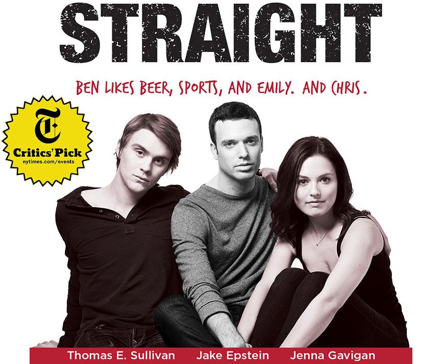 STRAIGHT - NYT Critics Pick!